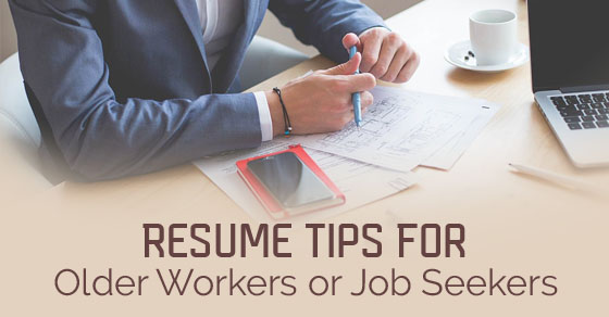 resume tips for older workers or job seekers wisestep writing applicants cyber security Resume Resume Writing Tips For Older Applicants
