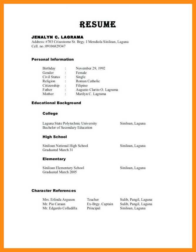 resume with references personal on reference sample company letter clean professional Resume Personal References On Resume