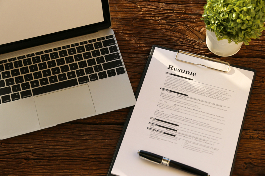resume writing tips advice livecareer with pen laptop format for dentist government Resume Advice With Resume Writing