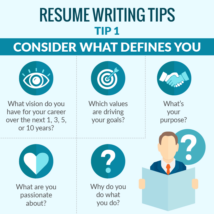 resume writing tips for the ladders service review objective maintenance supervisor Resume Resume Writing Tips 2018