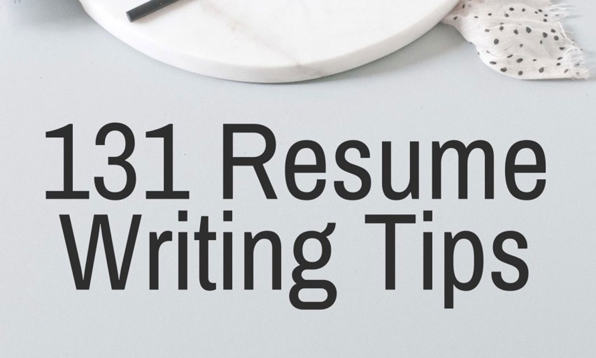 resume writing tips the most comprehensive of on internet information technology summary Resume Resume Writing Tips 2018
