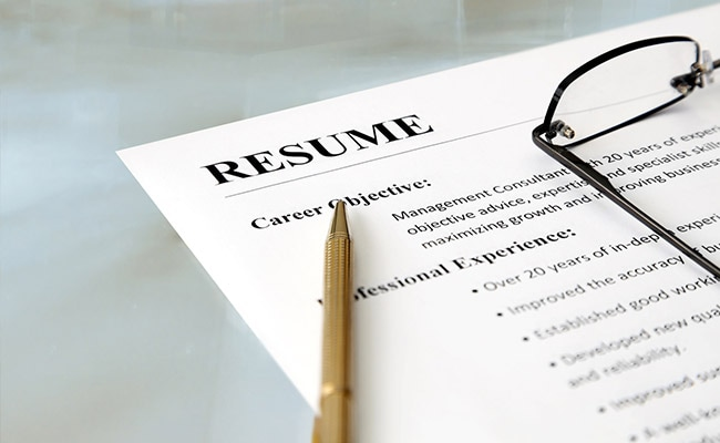 resume writing tips to update your cv in advice with skills 650x400 architecture Resume Advice With Resume Writing