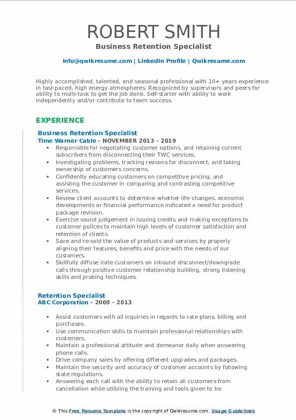 retention specialist resume samples qwikresume pdf human resources manager sample Resume Retention Specialist Resume