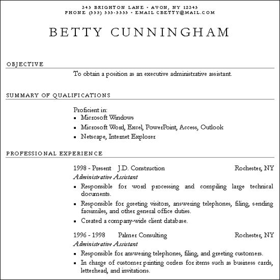 sample resume for someone with little experience clasifiedad to write experie examples Resume Resume For Someone With Little Job Experience