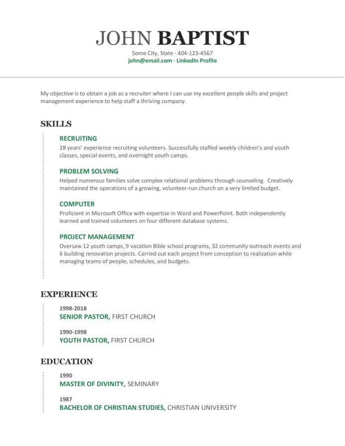 secular jobs for pastors writing relevant resume the pastor wallet pastoral position Resume Resume For Pastoral Position