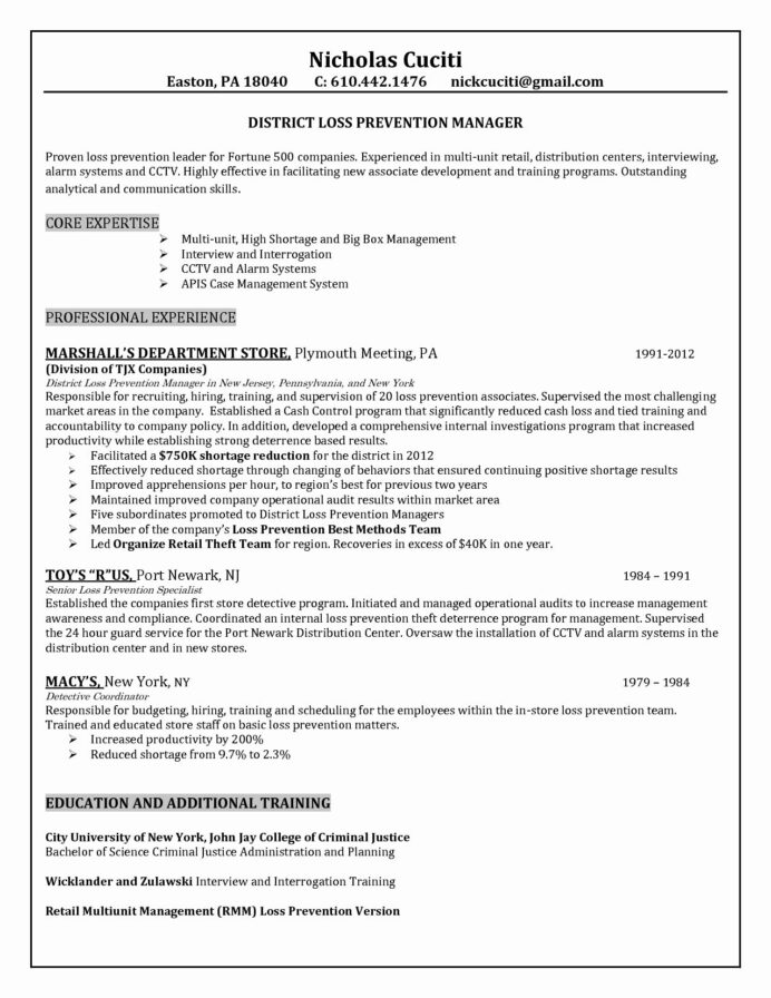 security guard job description resume unique loss prevention guards pan jobs examples Resume Loss Prevention Manager Resume Sample