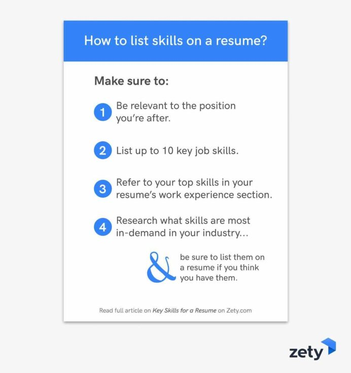 skills for resume best of examples all jobs summary to on graduate assistant fashion new Resume Skills Summary For Resume