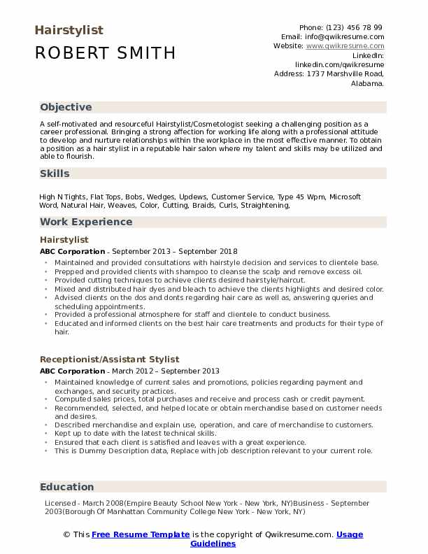 stylist resume samples qwikresume fashion summary pdf example of letter for teacher loan Resume Fashion Stylist Resume Summary