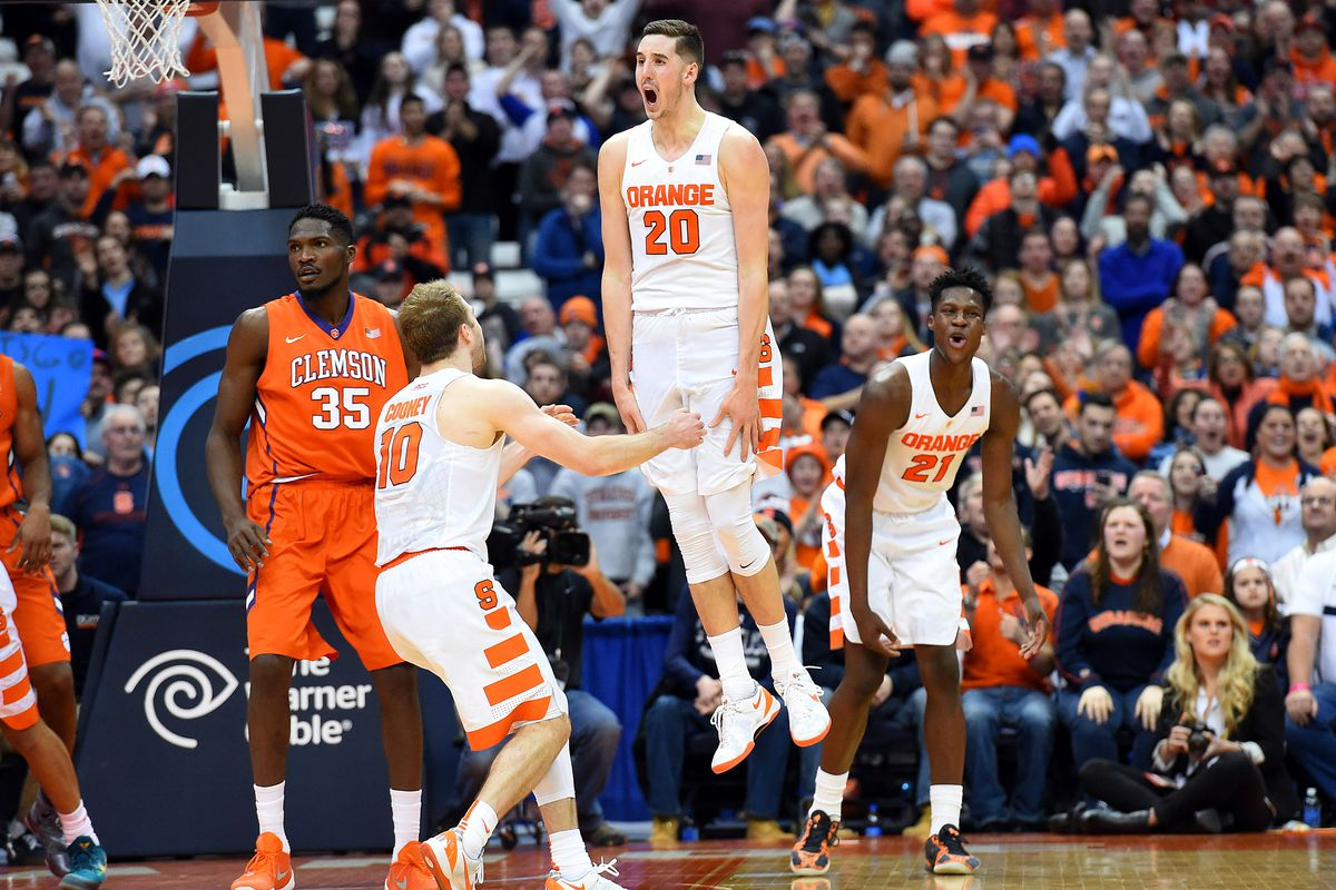 syracuse vs clemson tv listings time odds history more troy nunes is an absolute magician Resume Syracuse Ncaa Tournament Resume