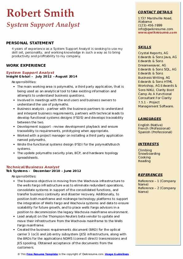 system support analyst resume samples qwikresume pdf not graduated architecture graduate Resume System Support Analyst Resume