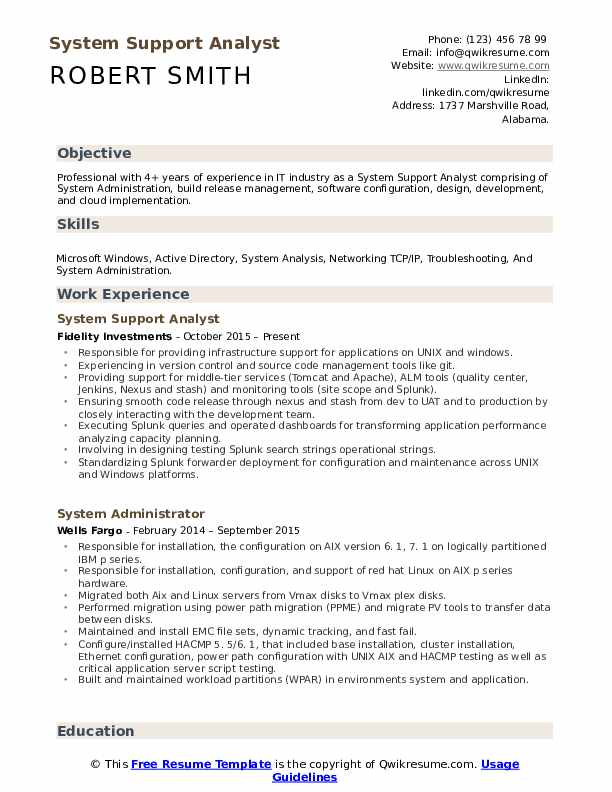 system support analyst resume samples qwikresume pdf objectives for hotel and restaurant Resume System Support Analyst Resume