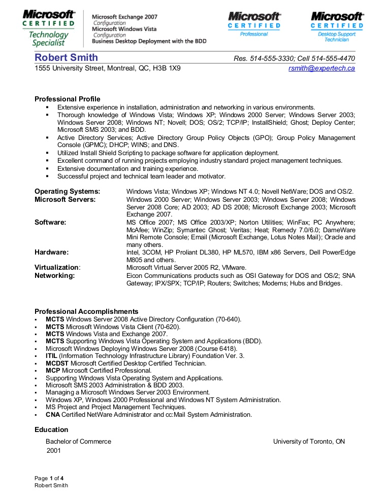 systems administrator resume system admin format systemsadministratorresume lva1 app6892 Resume System Admin Resume Format
