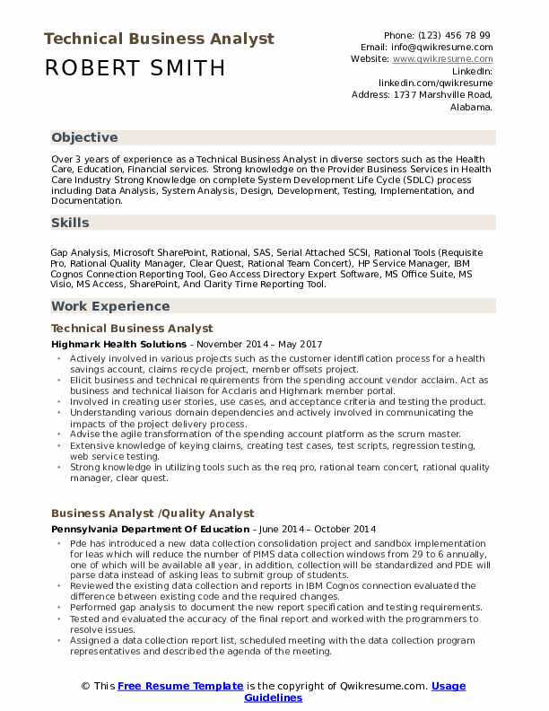 technical business analyst resume samples qwikresume skills pdf typical layout effective Resume Technical Skills Business Analyst Resume