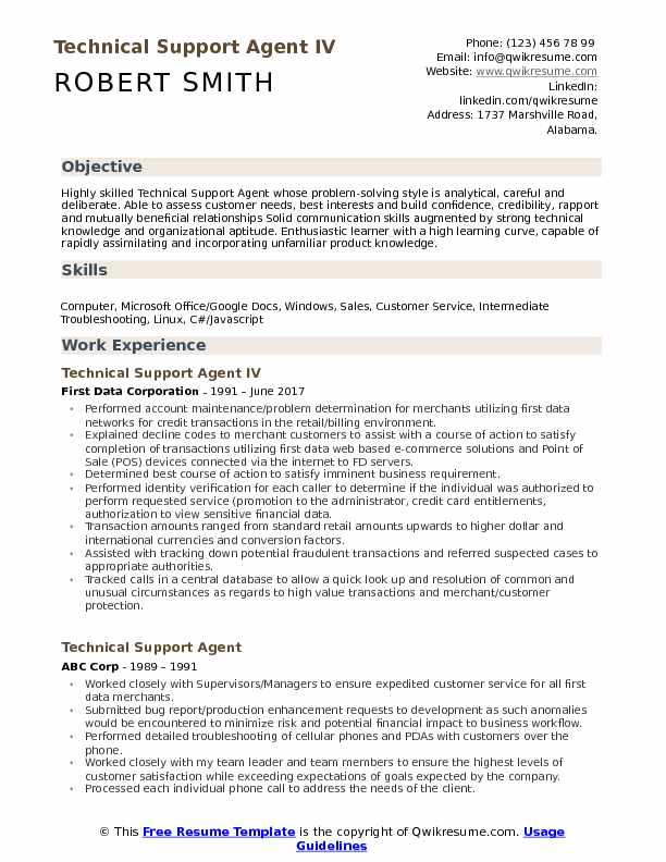 technical support agent resume samples qwikresume customer service pdf software for Resume Technical Customer Service Resume