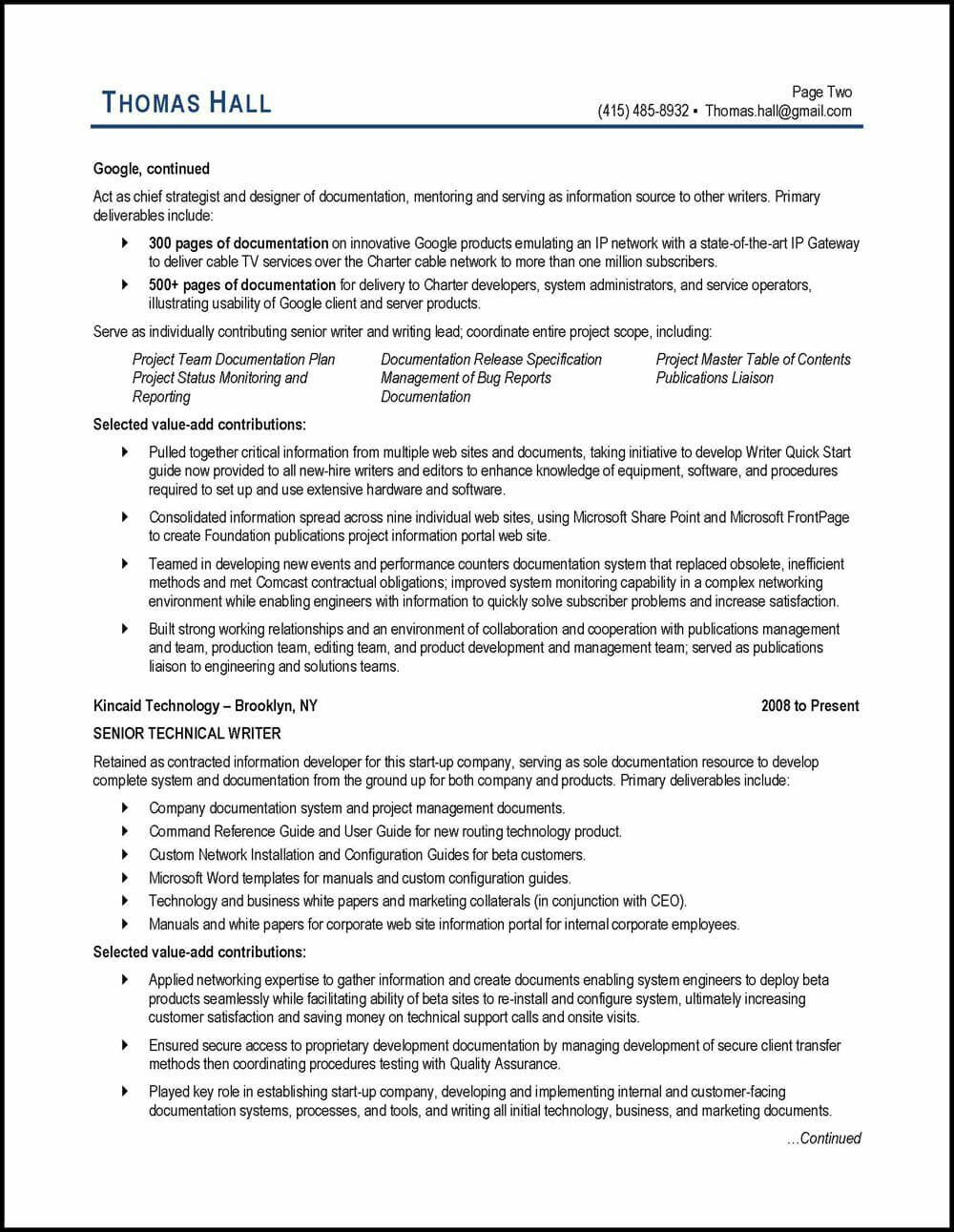 technical writer resume example distinctive career services template can you make on Resume Technical Writer Resume Template