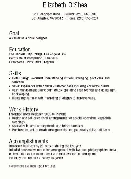 teenage resume template http getresumetemplate info templat job samples high school Resume Teenage Resume Objective Examples