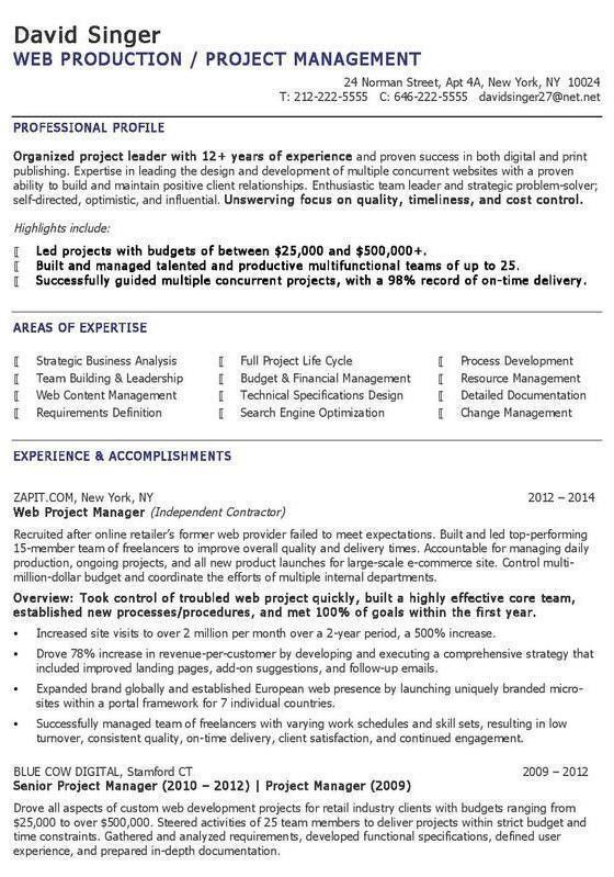 the best digital marketing cv examples templates project manager resume management Resume Senior Digital Marketing Manager Resume