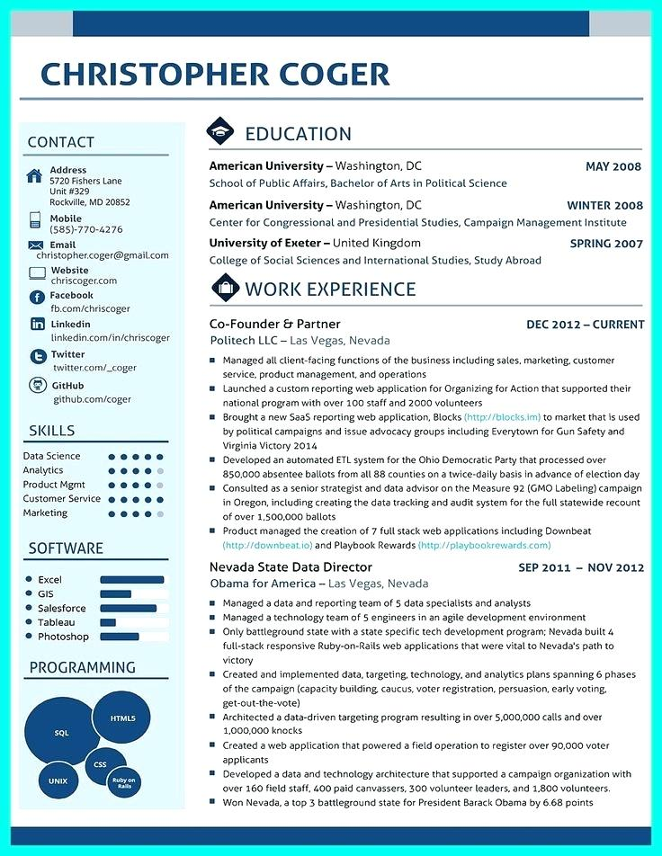 the complete guide to building an ideal data scientist resume template image human Resume Resume Data Scientist Template
