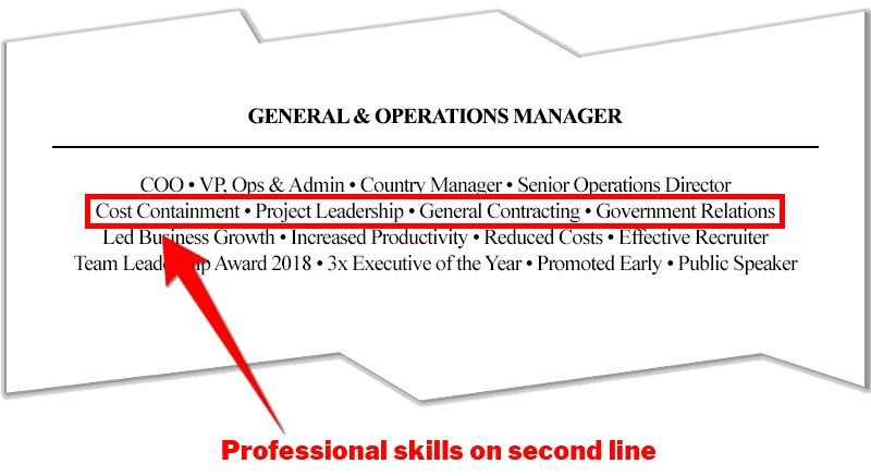 the high score resume format to write for operations management services san diego Resume Management Score Resume