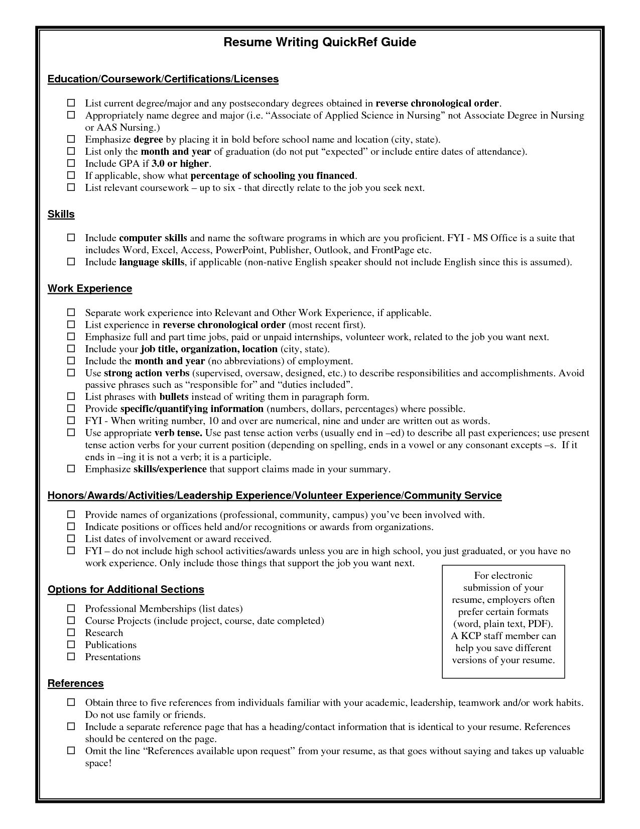 the most certifications on resume template words skills professional writers and computer Resume Resume And Certifications