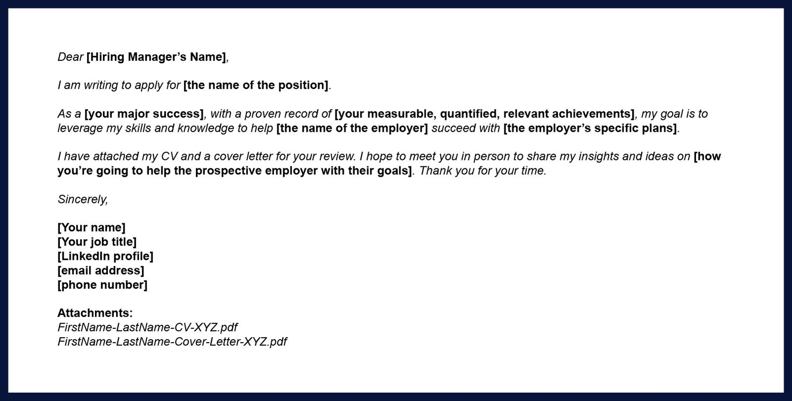 tips for sending your cv via email topcv writing an with resume keywords management Resume Writing An Email With Resume