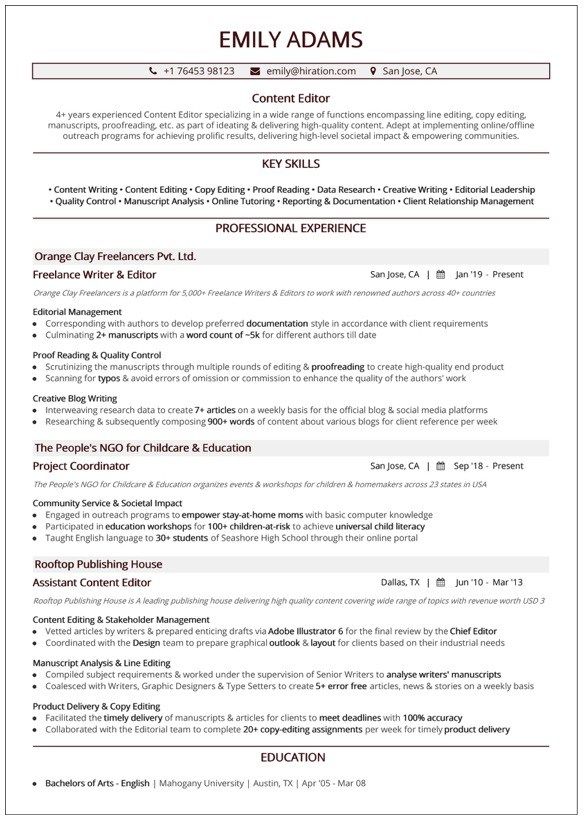 tips for the resume of homemaker complete sample guide techpatio example office position Resume Homemaker Resume Sample