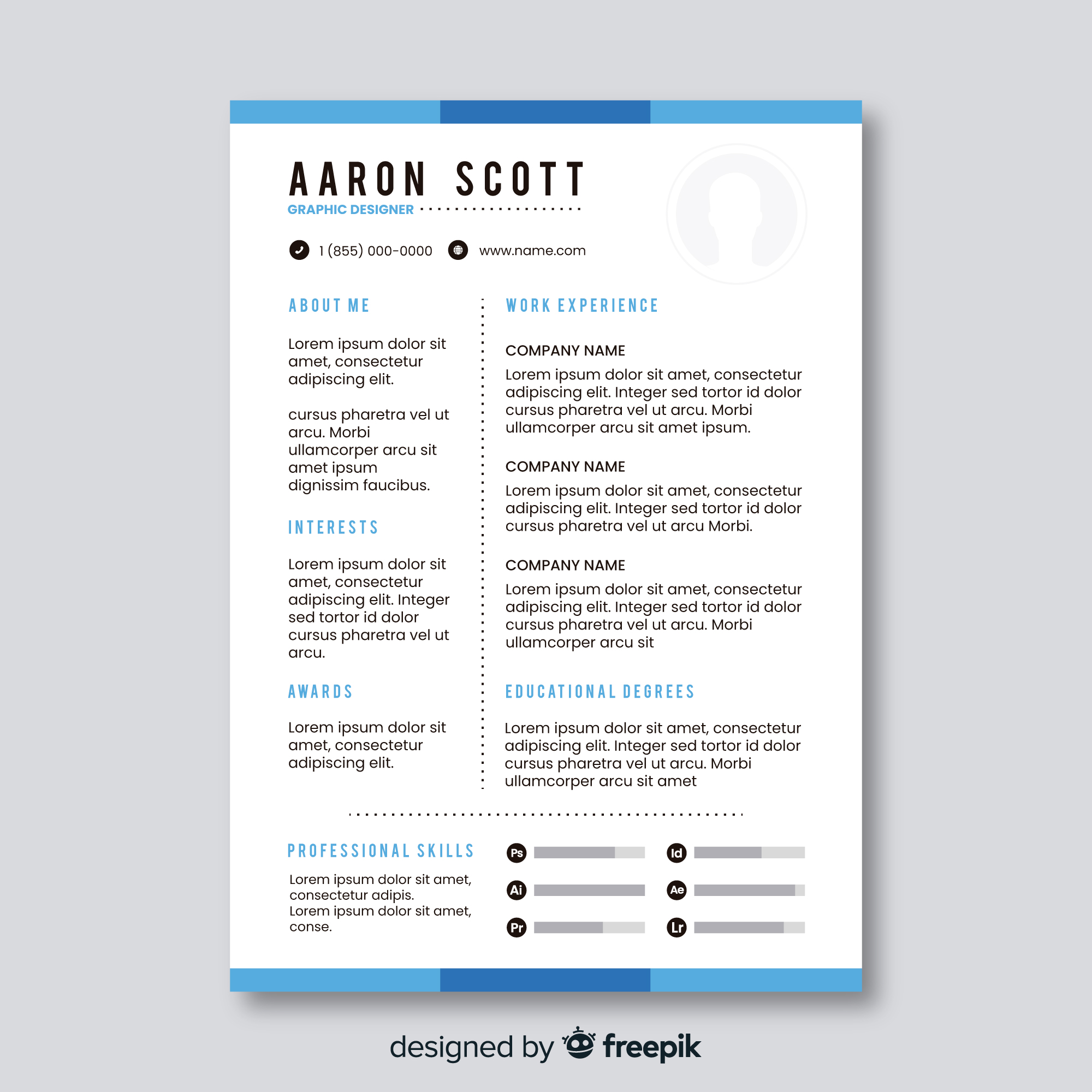 to build great data science resume in insaid blog scientist template and selection Resume Resume Data Scientist Template