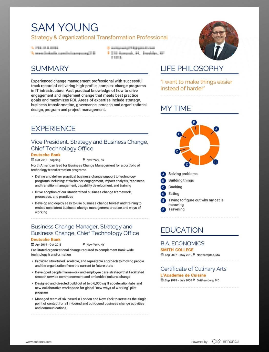 to create combination resume unique hybrid examples functional sams confidentiality Resume Functional Hybrid Resume