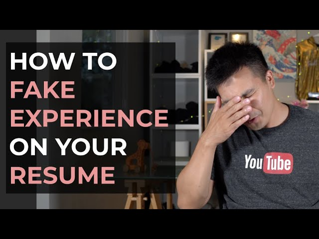 to fake experience on your resume volunteer sddefault target job application media Resume Fake Volunteer Experience Resume