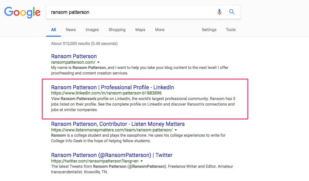 to use linkedin with summary examples for students resume college student patterson Resume Summary Resume College Student