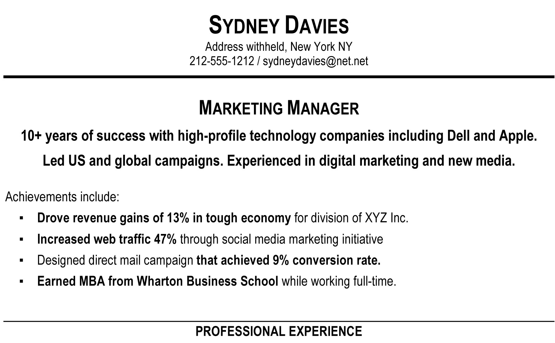 to write resume summary that grabs attention blog blue sky resumes good description for Resume Good Description For Resume