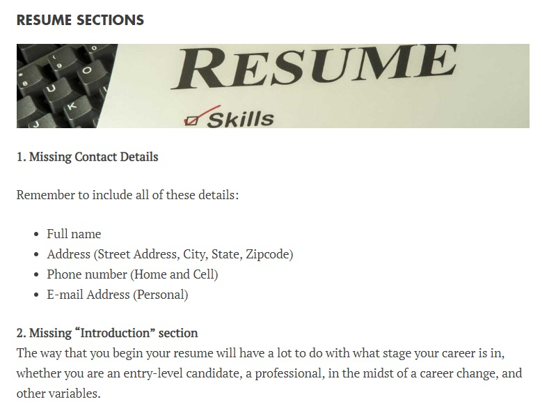 tools and resources to write the perfect resume advice with writing tips format for Resume Advice With Resume Writing