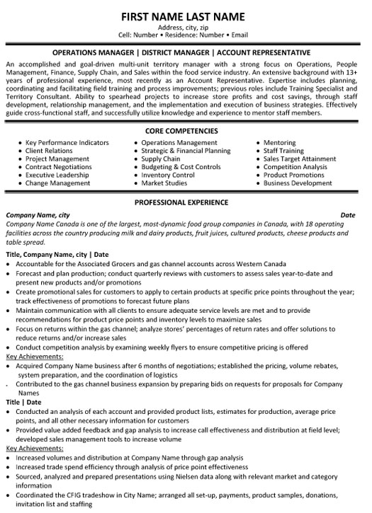 top consulting resume templates samples management examples con operations district Resume Management Consulting Resume Examples