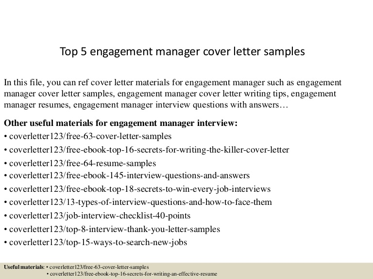 top engagement manager cover letter samples employee coordinator resume Resume Employee Engagement Coordinator Resume