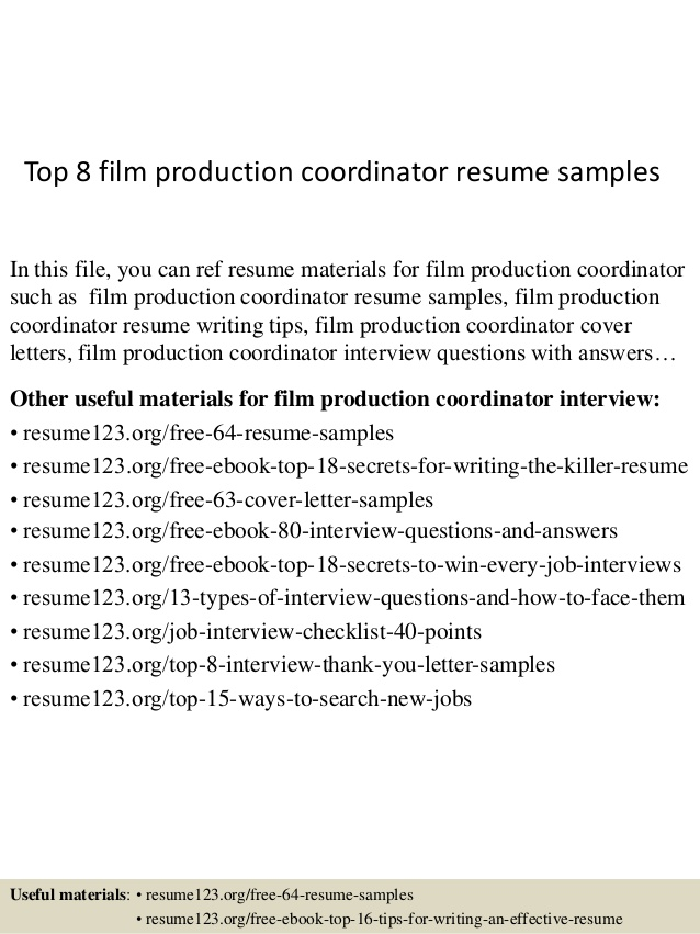top film production coordinator resume samples examples electrician senior data analyst Resume Production Coordinator Resume Examples
