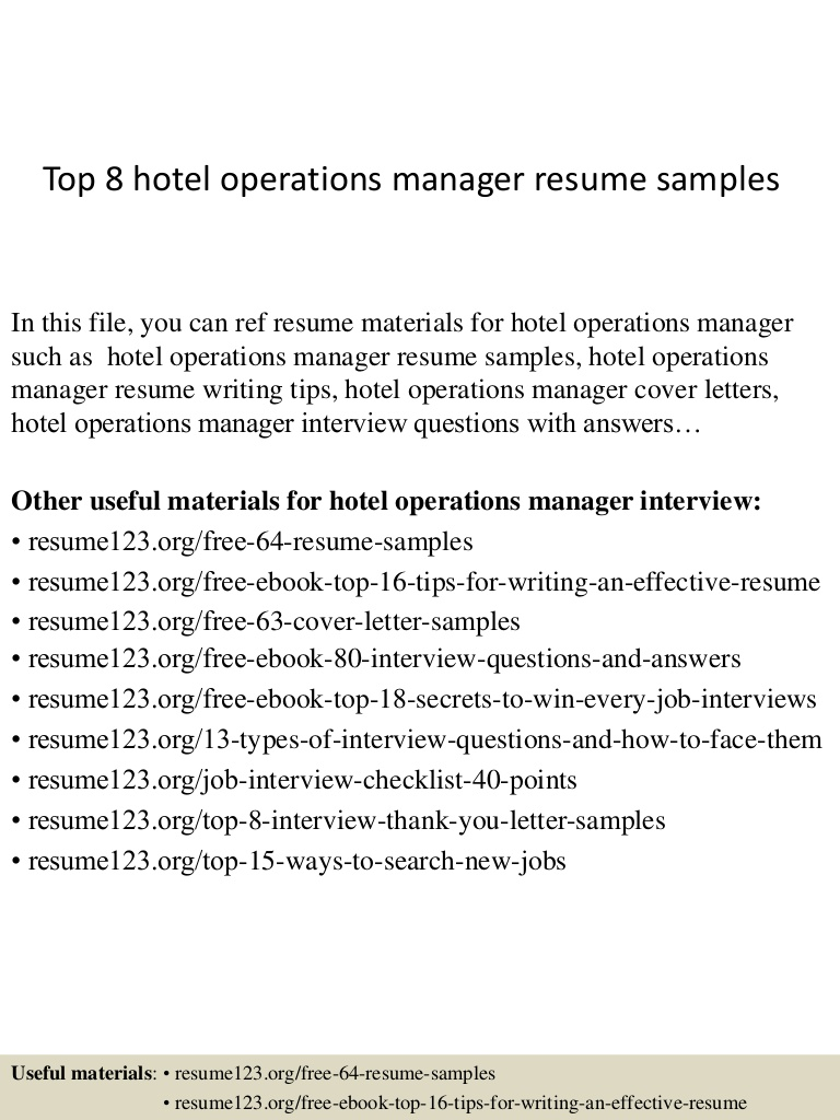 top hotel operations manager resume samples building maintenance Resume Building Maintenance Manager Resume