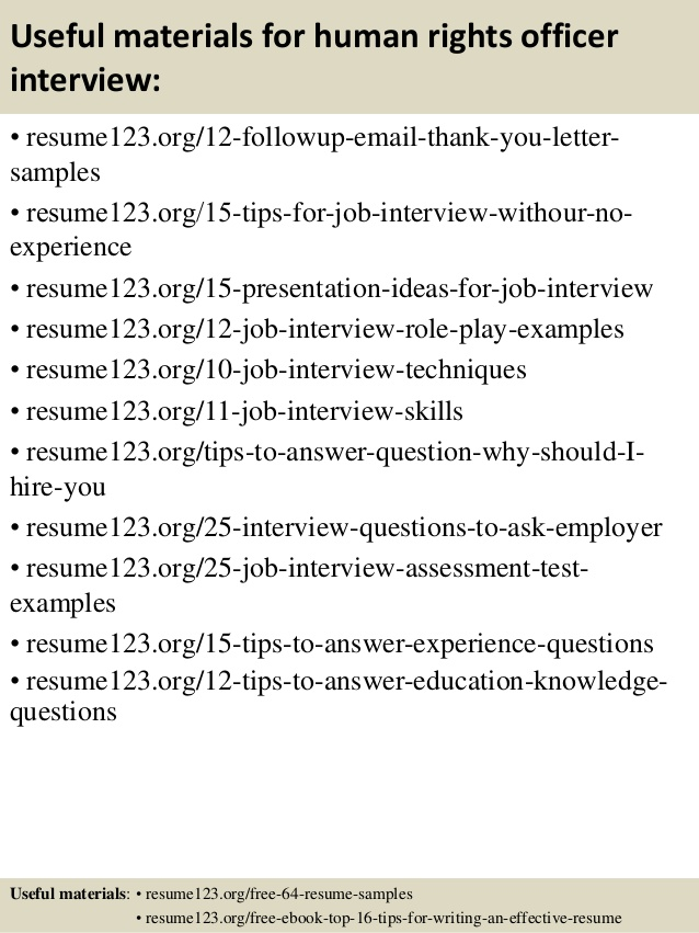 top human rights officer resume samples objective internal audit experience delivery Resume Human Rights Resume Objective