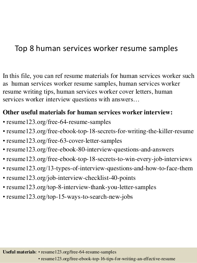 top human services worker resume samples examples athletic builder pronunciation pension Resume Human Services Resume Examples