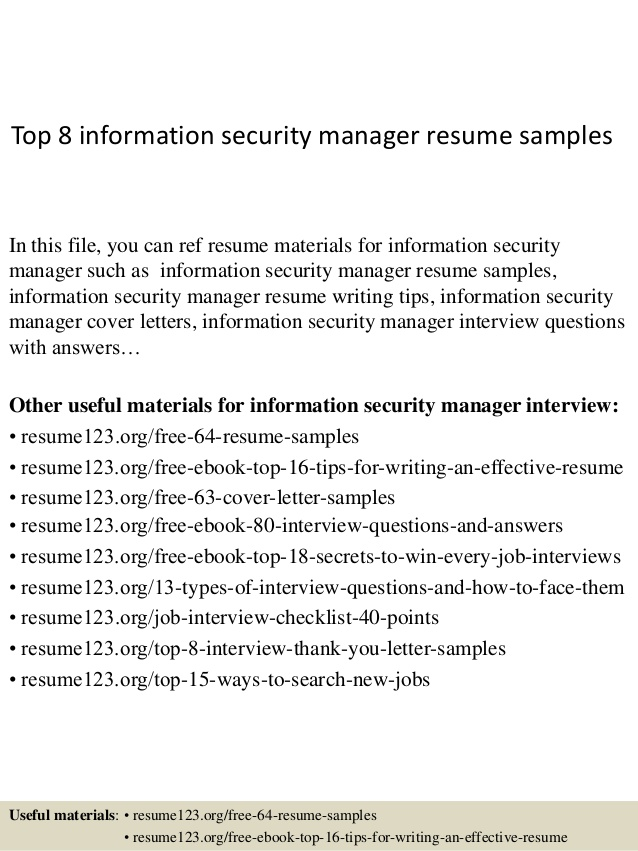 top information security manager resume samples corporate low voltage technician sample Resume Corporate Security Manager Resume