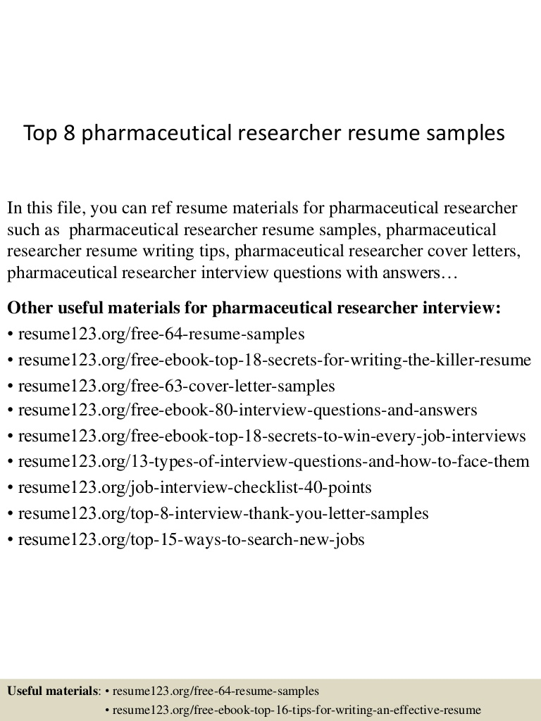 top pharmaceutical researcher resume samples analyst Resume Pharmaceutical Analyst Resume