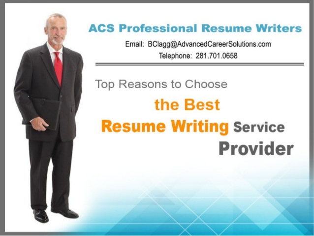 top reasons to choose the best resume writing service provider professional atlanta Resume Professional Resume Writing Service Atlanta