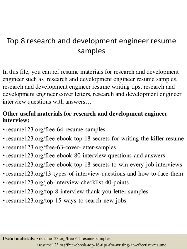 top research and development engineer resume samples for pharmaceutical train new staff Resume Resume For Pharmaceutical Research And Development