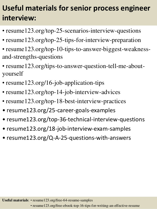 top senior process engineer resume samples sample sourcing examples costing manager entry Resume Senior Process Engineer Resume Sample