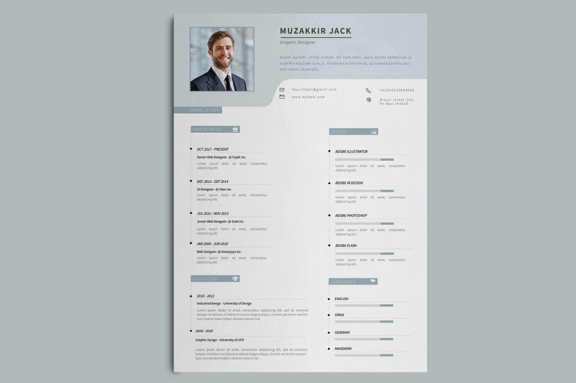 two column resume templates to free included word template mcsa logo for objective server Resume Word Resume Template Two Column