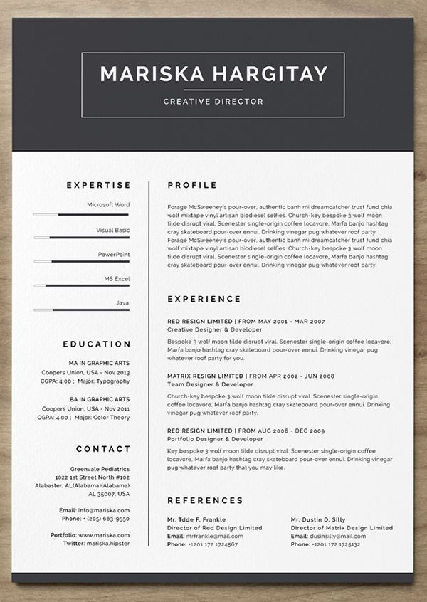 unique resume templates to create an exciting cover letter samples free template word Resume Best Free Resume Templates 2019