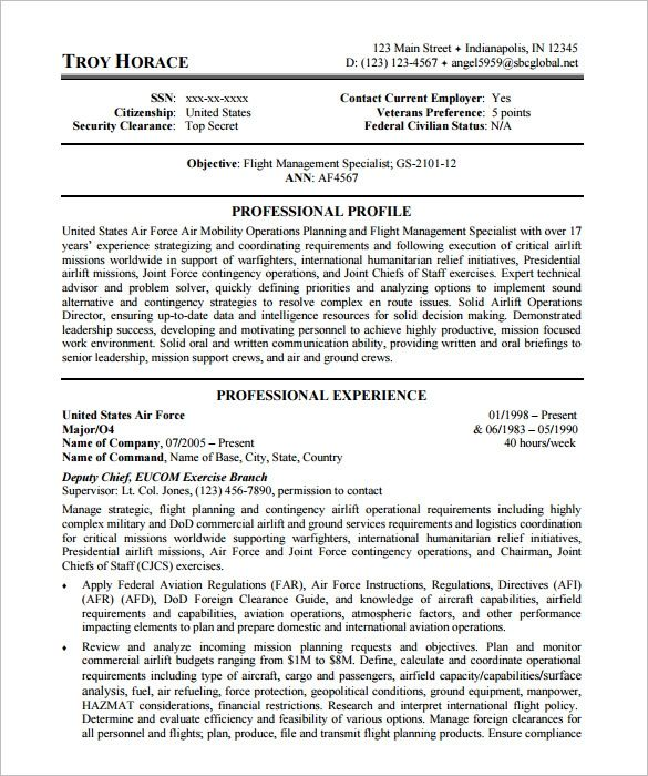 us air force federal resume template address for daycare provider support worker cover Resume Air Force Address For Resume