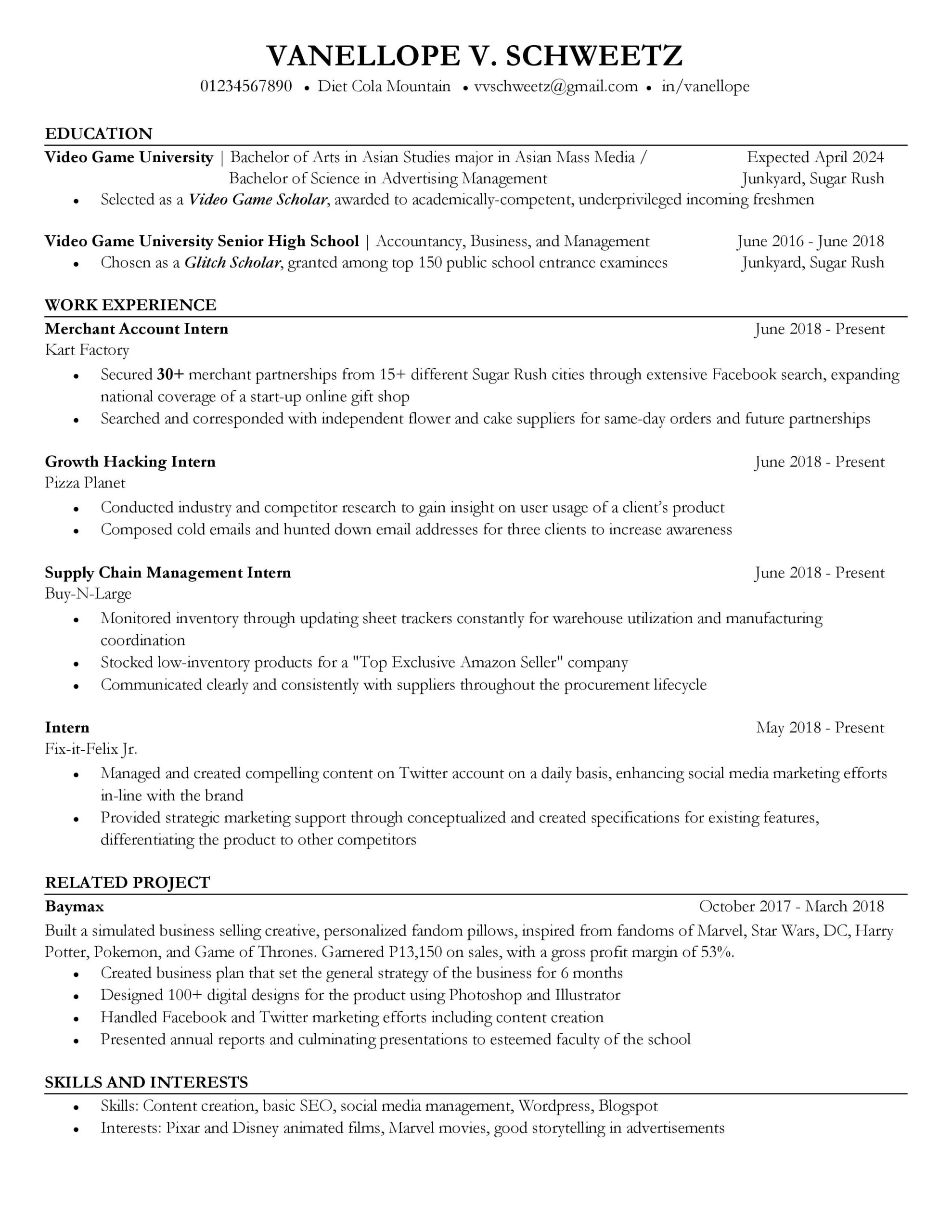 ve reviewed and screened thousands of resumes am sharing my preferred resume format free Resume Free Resume Builder Reddit