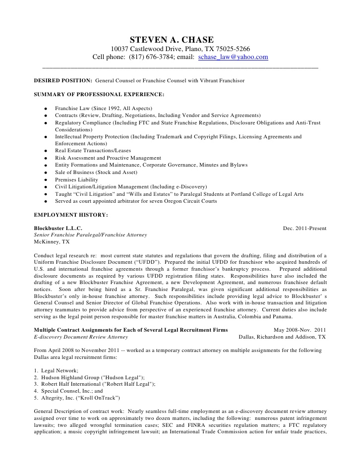 version resume of steven april word estate transactional attorney executive vice Resume Real Estate Transactional Attorney Resume