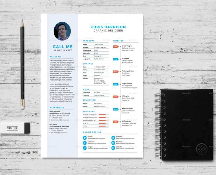 web developer resume template ms word format graphic professional 740x600 for chef job Resume Web Developer Resume Template