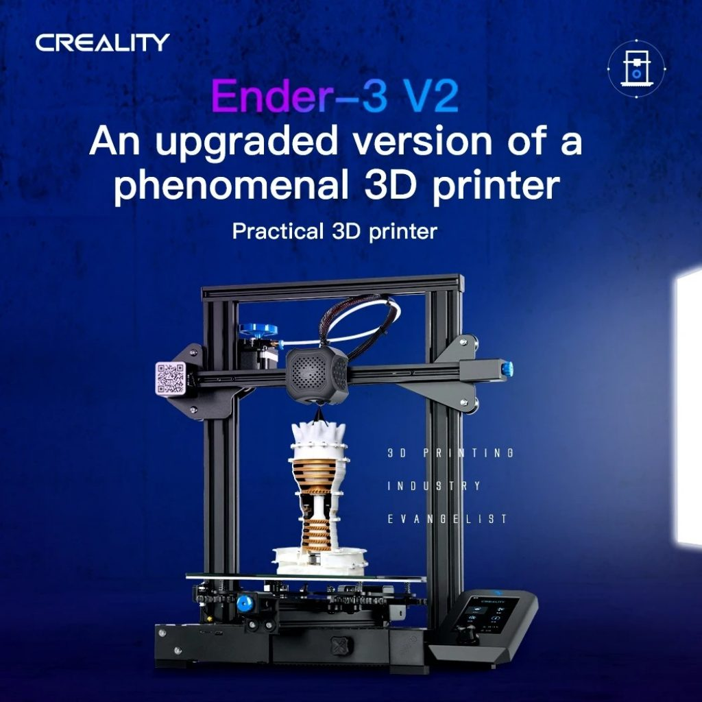 with coupon for creality ender v2 upgraded diy printer kit 220x220x250mm printing size Resume Creality Ender 3 Resume Print